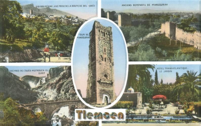 تلمسان.. لؤلؤة المغرب العربي التي أنجبت رئيسين للجزائر /ستكون عاصمة الثقافة الإسلامية لعام 2011 TlemcenAvant